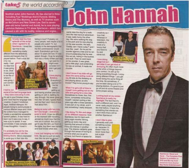 take5 - John Hannah