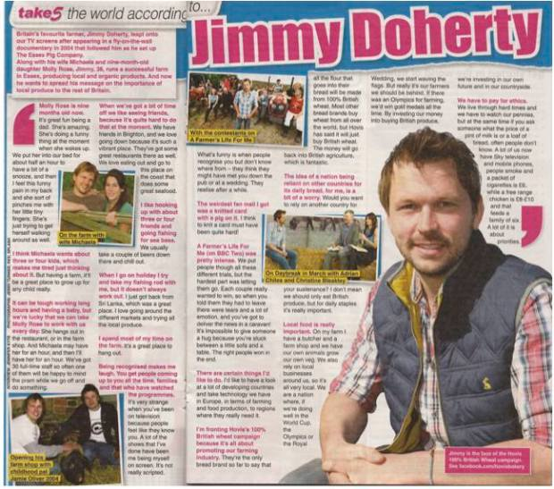Jimmy Doherty