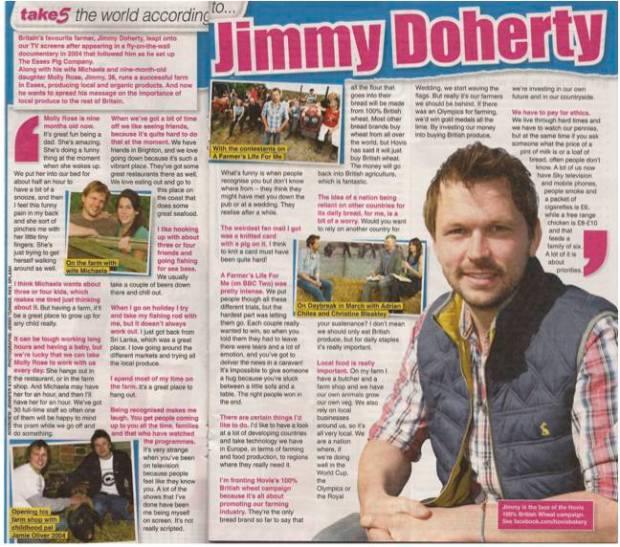 Jimmy Doherty