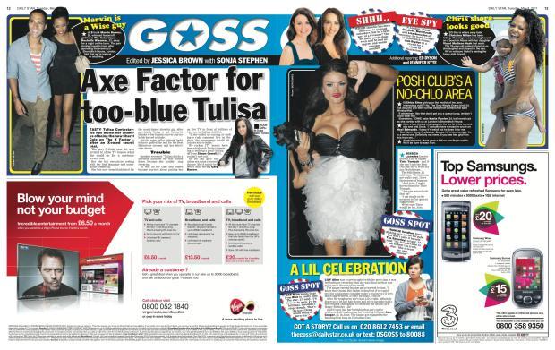 Daily Star Goss