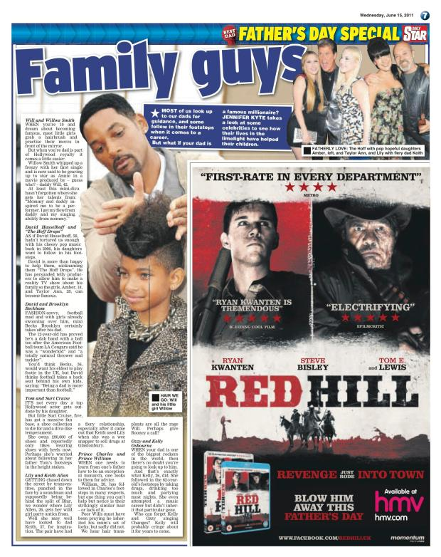 Daily Star Father's Day