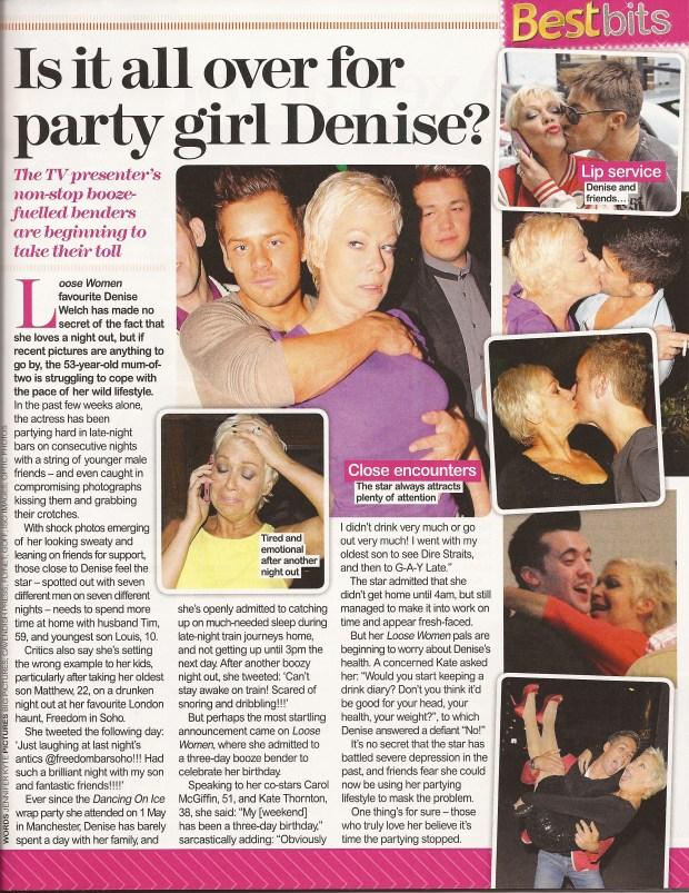 Best - Denise Welch