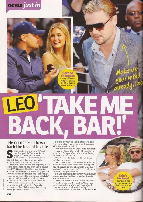NW Leo and Bar