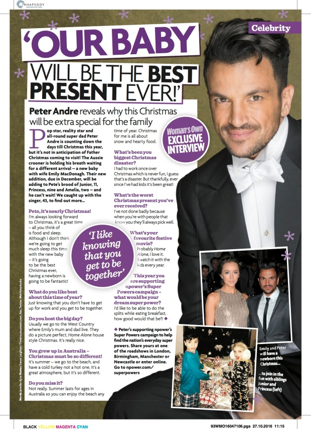 2016 47 Peter Andre