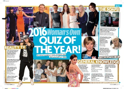 2016 52 Quiz